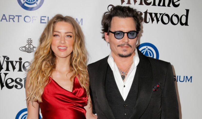 Circulan pruebas de infidelidad de Amber Heard a Johnny Depp con Elon Musk