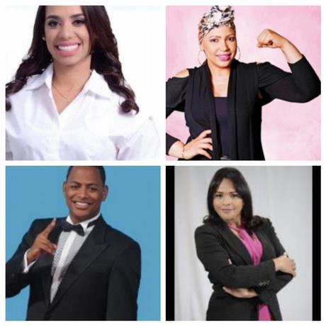 Sólo tres candidatos del entretenimiento y la comunicación aseguran curul en Cámara de Diputados