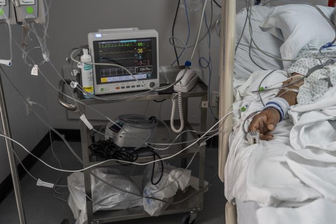 En República Dominicana está ocupado el 61% de las camas hospitalarias para coronavirus