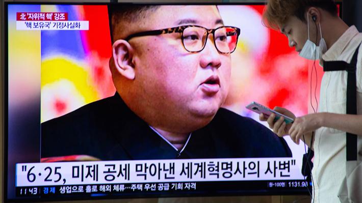 Seúl estudia pedir a Corea del Norte repatriación del desertor supuestamente infectado