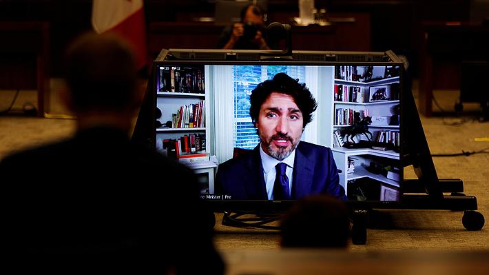 Primer ministro canadiense, Justin Trudeau, niega acusación de conflicto de interés en medio escándalo ético