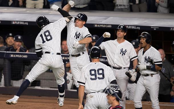 Grandes Ligas se inician el jueves 23 con juego Yankees-Nacionales
