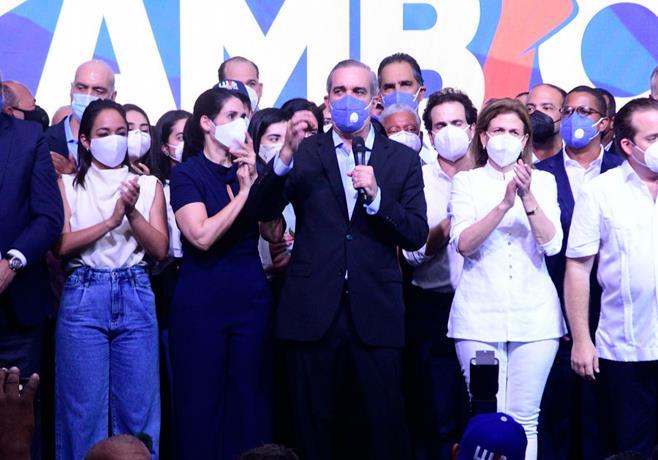 Luis Abinader, el presidente electo