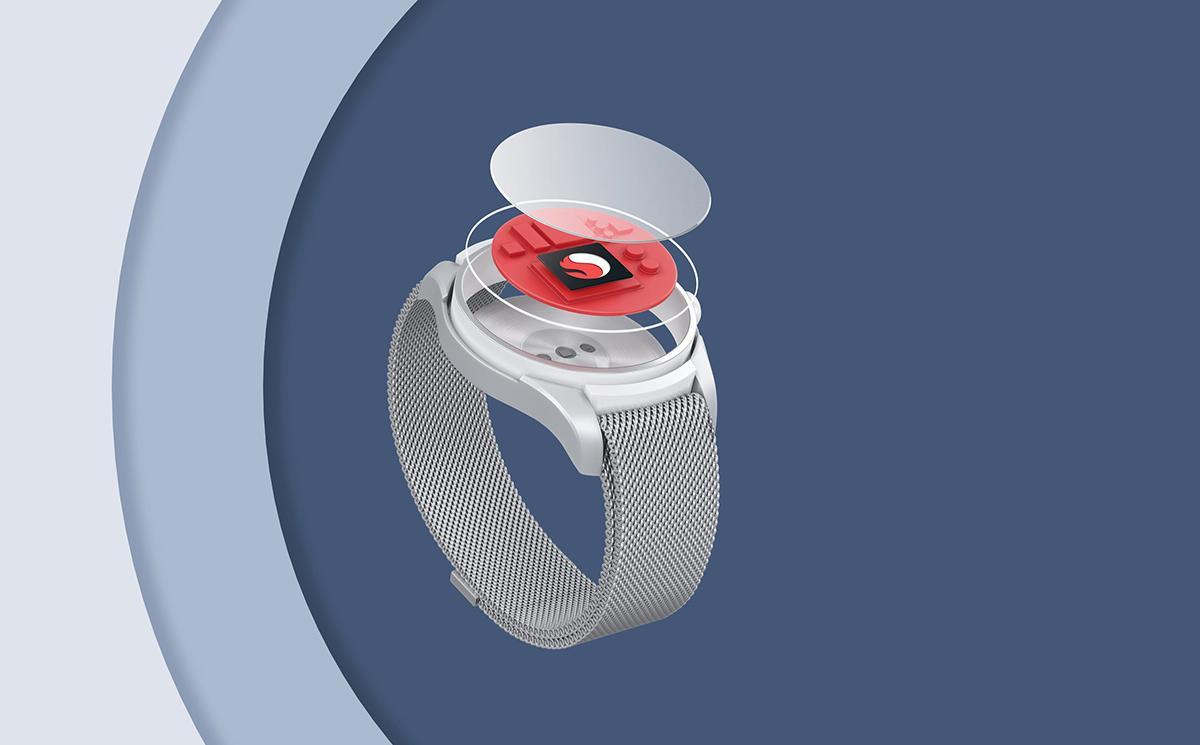Snapdragon Wear 4100, las nuevas plataformas de Qualcomm para smartwatches de nueva generación