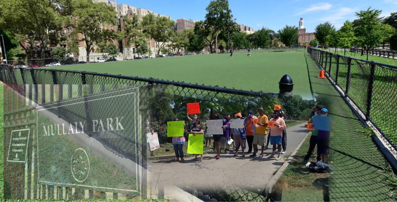 Exigen cambiar nombre de periodista irlandés confederado y racista a un parque en El Bronx
