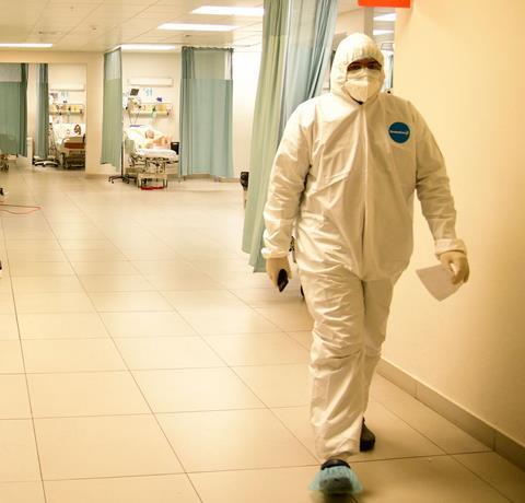 Virus comenzó a expandirse con mayor intensidad en las provincias de la zona fronteriza