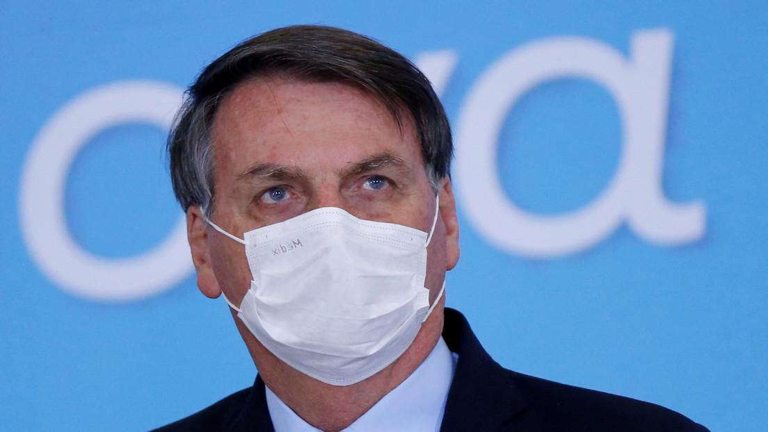 """Bolsonaro sobre el coronavirus: """"Casi todos se contagiarán algún día. ¿De qué tienen miedo?"""""""
