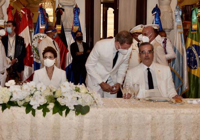 El presidente Abinader realiza designaciones