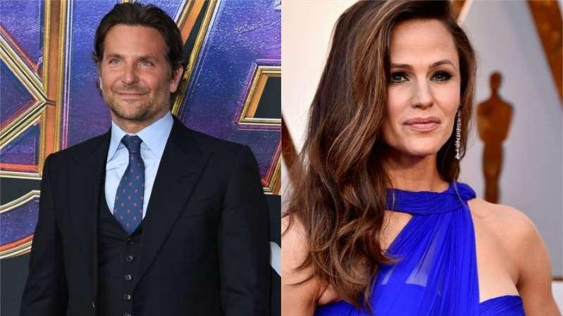TMZ especula con una posible relación entre Bradley Cooper y Jennifer Garner