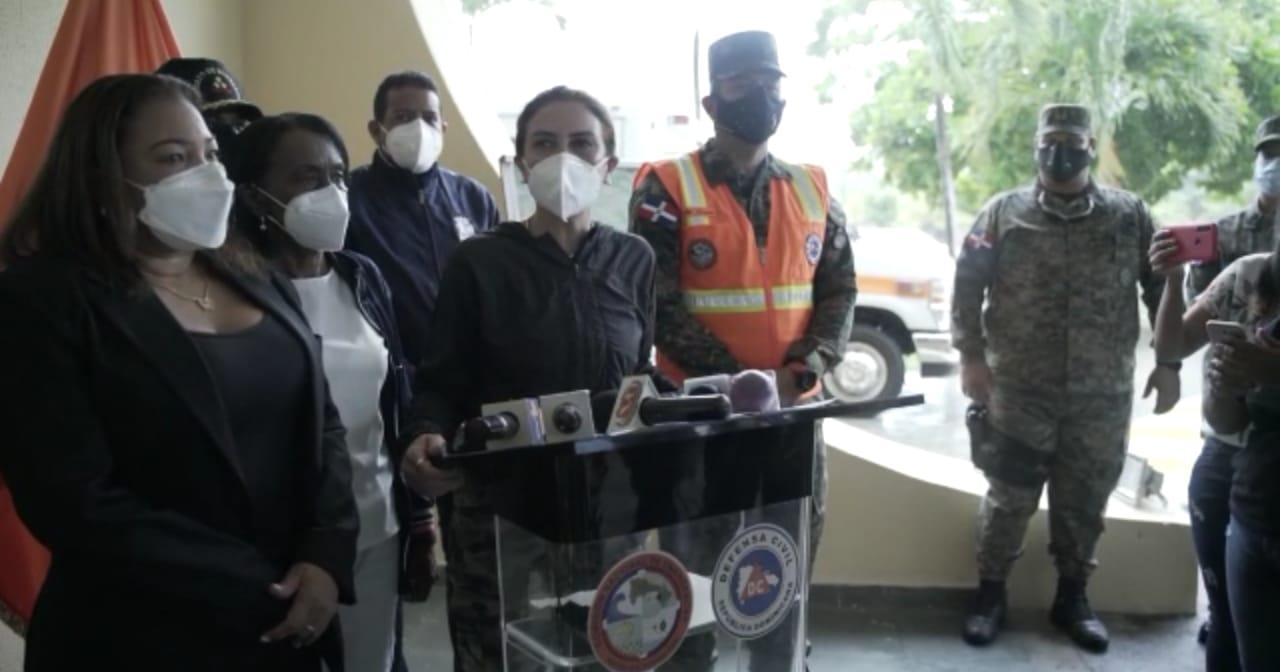 ADN y Defensa Civil organizaron jornadas de evacuaciones preventivas en el DN