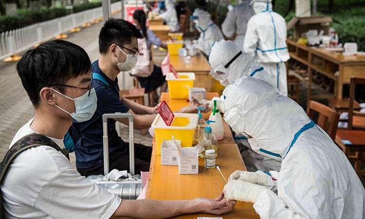 Misión de OMS en China concluye estudio sobre origen de COVID-19