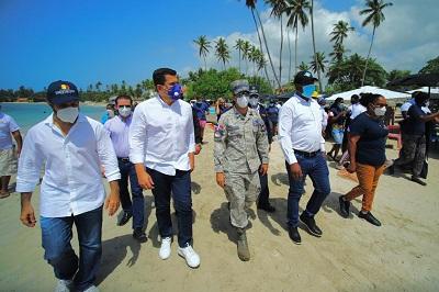 Ministro Collado se reúne con representantes de Boca Chica, Guayacanes y Juan Dolio y abordan inquietudes