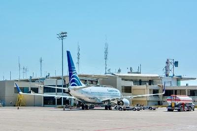 Copa estaría operando en septiembre 10 vuelos a Santo Domingo y Cancún bajo esquema de servicio limitado