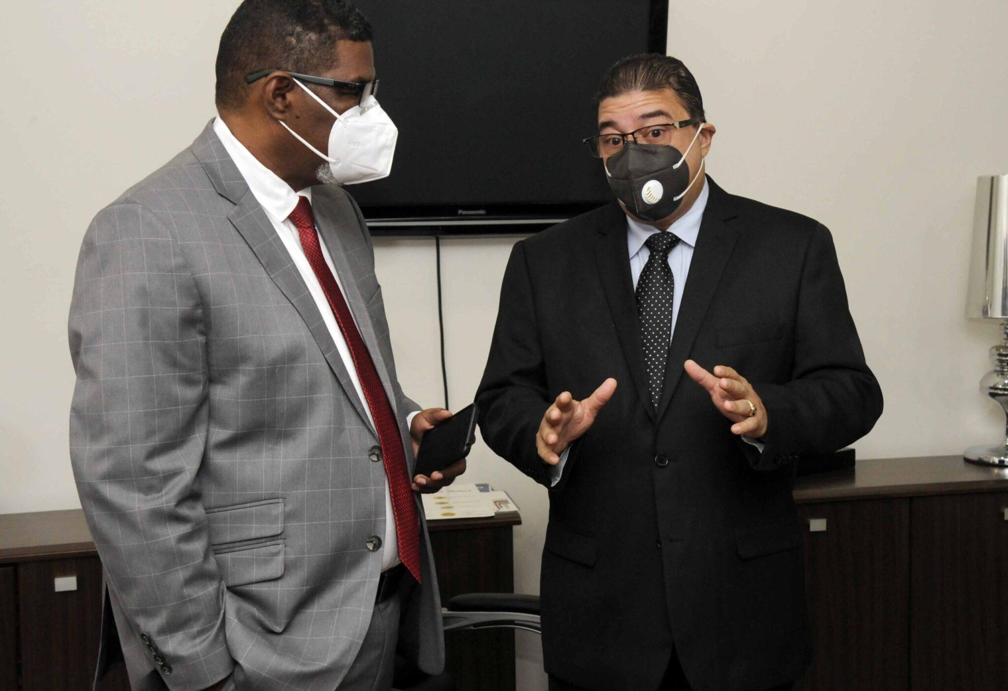 Camacho designa a Primitivo Cadete director de Comunicaciones de Miderec