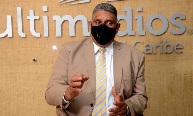 Chu Vásquez promete devolver tranquilidad a los dominicanos