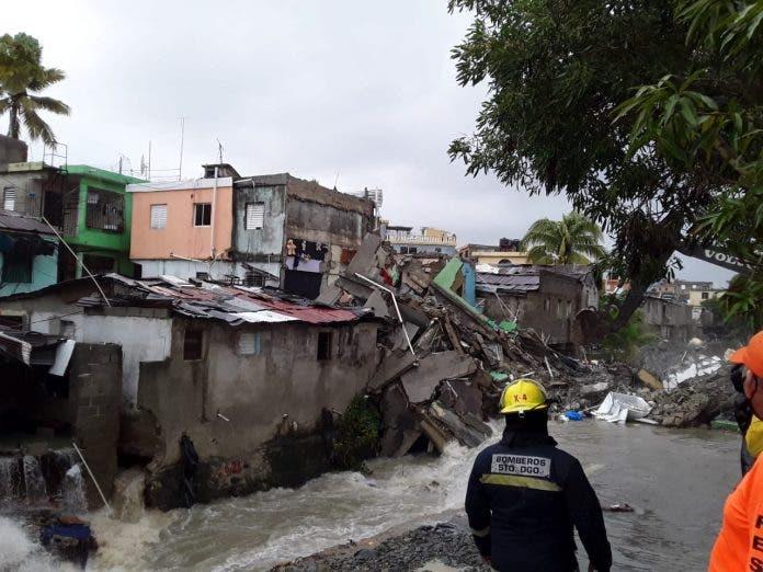 Coe: Laura deja 3,375 persona evacuadas, 145 albergadas y 755 viviendas afectadas tras su paso por el país