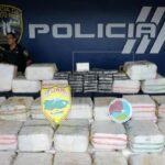 Detienen a 4 dominicanos con 591 kilos de cocaína en Puerto Rico
