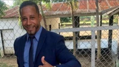 Dos meses de coerción a miembro del PRM que golpeó a exalcalde