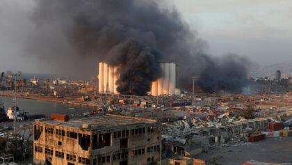 El Ministerio de Salud del Líbano reporta más de 30 muertos y 3.000 heridos tras las explosiones en Beirut