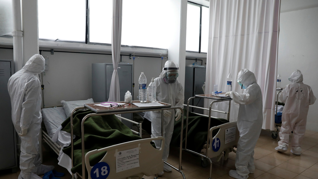 El coronavirus ya se ha cobrado más de 800.000 vidas y ha infectado a 23 millones de personas en todo el mundo