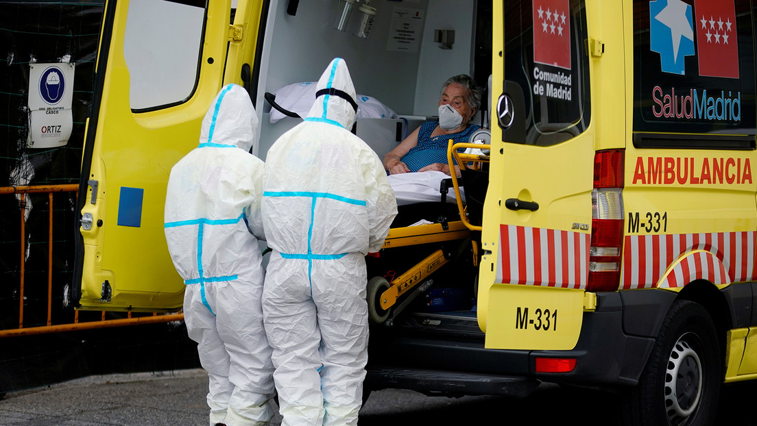 España registra más de 3.500 casos de covid-19 en las últimas 24 horas con Madrid acumulando casi la mitad de los contagios