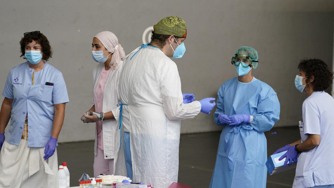 España supera los 2.000 nuevos casos de coronavirus en 24 horas y registra 64 fallecidos en una semana