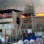 Irán: Arde un área industrial cerca de Teherán, en medio de misteriosos incendios y explosiones en el país