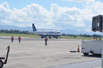 Ruta Nueva York – Santiago moviliza mayor cantidad de pasajeros en vuelos regulares en RD en junio 2020