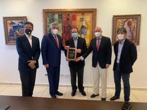 Hoteleros de Samaná reconocen labor del ministro de Turismo