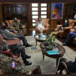 Autoridades discuten plan de seguridad ciudadana