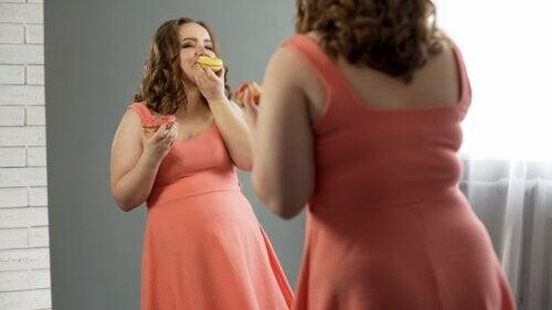 Megarexia: cuando la obesidad no se ve