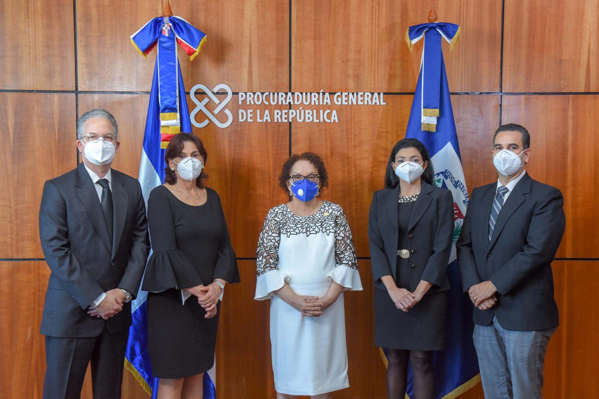 Miriam Germán Brito hará una gestión que reconecte a la Procuraduría General y a todo el Ministerio Público con el ciudadano
