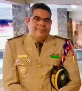 Muere por coronavirus el coronel del Ejército Felipe del Orbe Frías