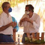 Jorge Mera estima preservar medioambiente es fundamental en Pedernales