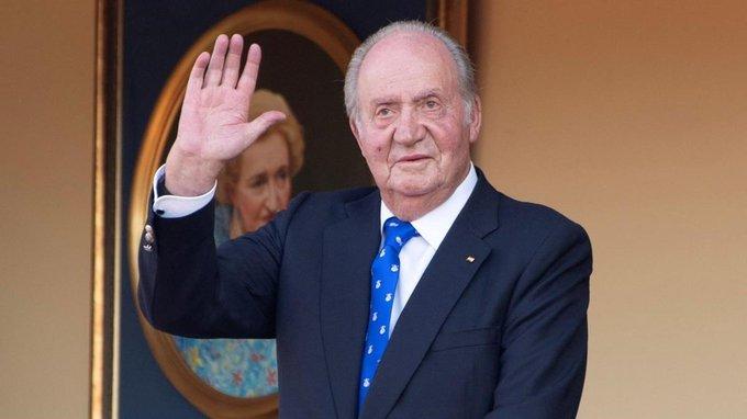Organismos de seguridad afirman que el rey Juan Carlos no está en RD, por el momento
