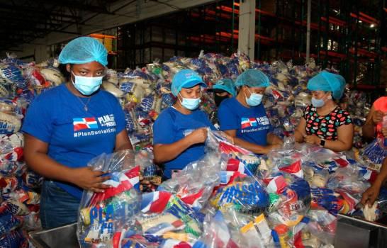 Plan Social distribuirá alimentos en comunidades afectadas por tormenta Laura
