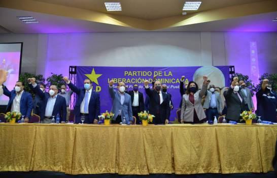 PLD inicia este sábado su reflexión y organización de Congreso interno