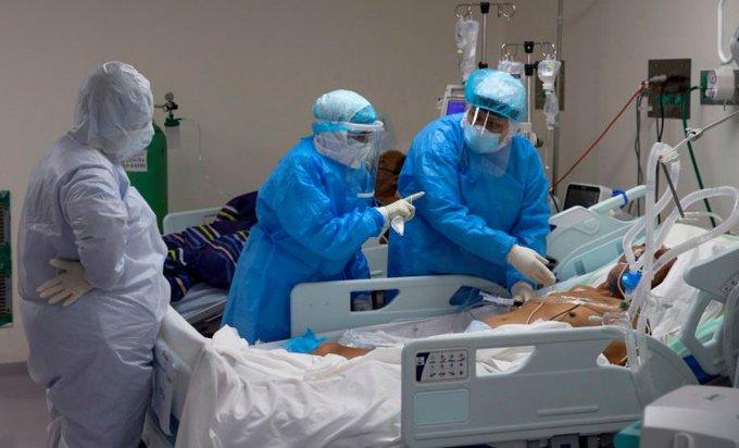 República Dominicana supera los 80 mil casos de coronavirus