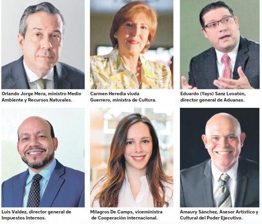 Abinader tiene casi completo el gabinete del próximo gobierno