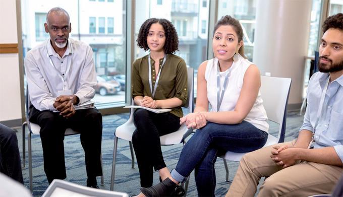 Psicología: Terapias de grupo en tiempo de pandemia