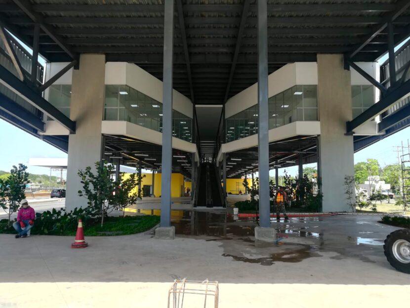 Terminal de Autobuses del Este estará lista la próxima semana, según ministro Obras Públicas