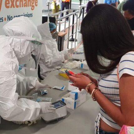 Gigantes turísticos están en contra de los PCR al aterrizar en RD