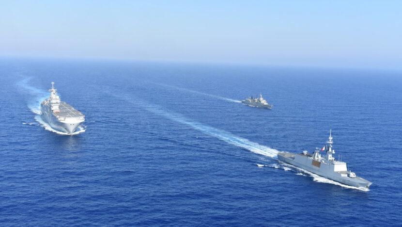 """Turquía afirma que Grecia será el """"lado perdedor"""" si continúa aumentando las tensiones en el mar Mediterráneo"""