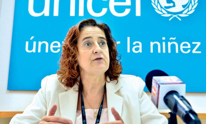 Unicef expresa preocupación por niños bailando sensualmente en las redes