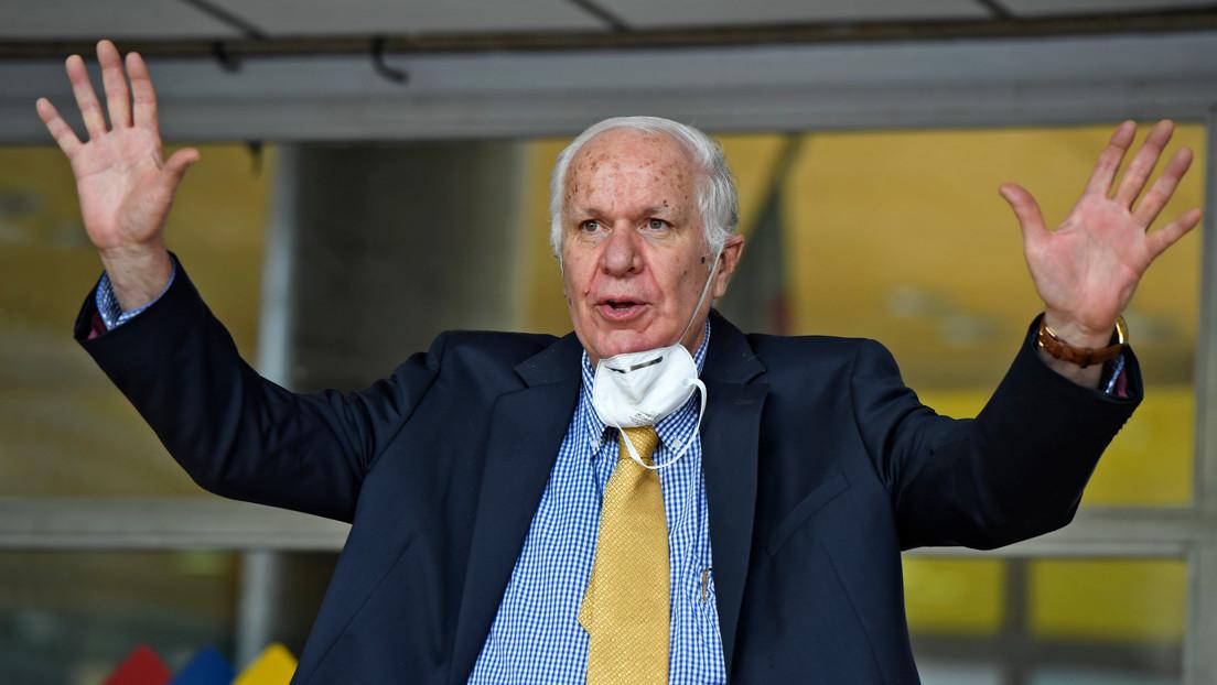 Vicepresidente del Consejo Nacional Electoral de Venezuela renuncia a su cargo