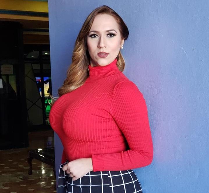 Rafaelina Bisonó inicia hoy como presentadora de noticias de CERTV