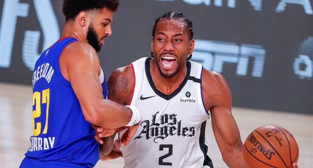 Clippers, Thunder y Raptors salen por la puerta grande en la NBA