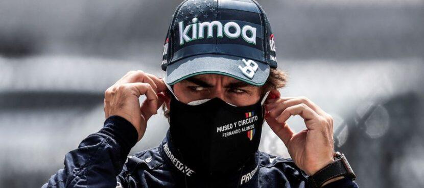"""Fernando Alonso: """"Cuando gano me lo han regalado y cuando no ya se sabía"""""""