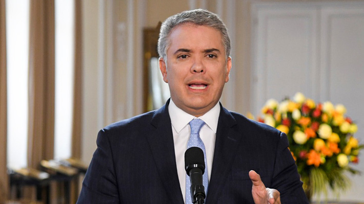 """Duque lamenta que a ex Presidente de Colombia, Álvaro Uribe """"no se le permita defenderse en libertad"""""""