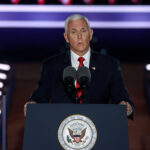 """Mike Pence en Convención Republicana: """"Joe Biden llevaría a EE.UU."""